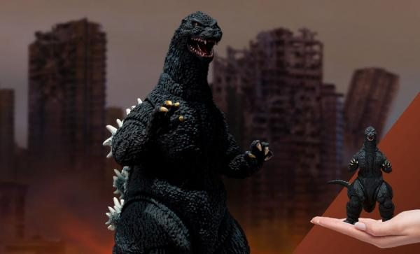 Godzilla (1989) Collectible Figure by Bandai