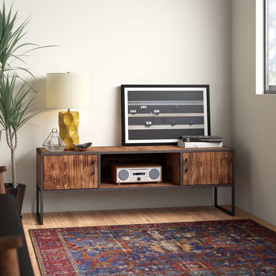 Nena Tv Stand For Tvs Up To 78 Allmodern Email Archive