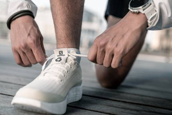 Salomon Index.01: 'Recyclable Running Shoe' Aims to Curb Footwear Waste