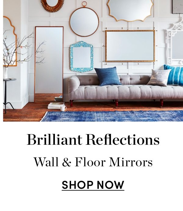 Brilliant Reflections