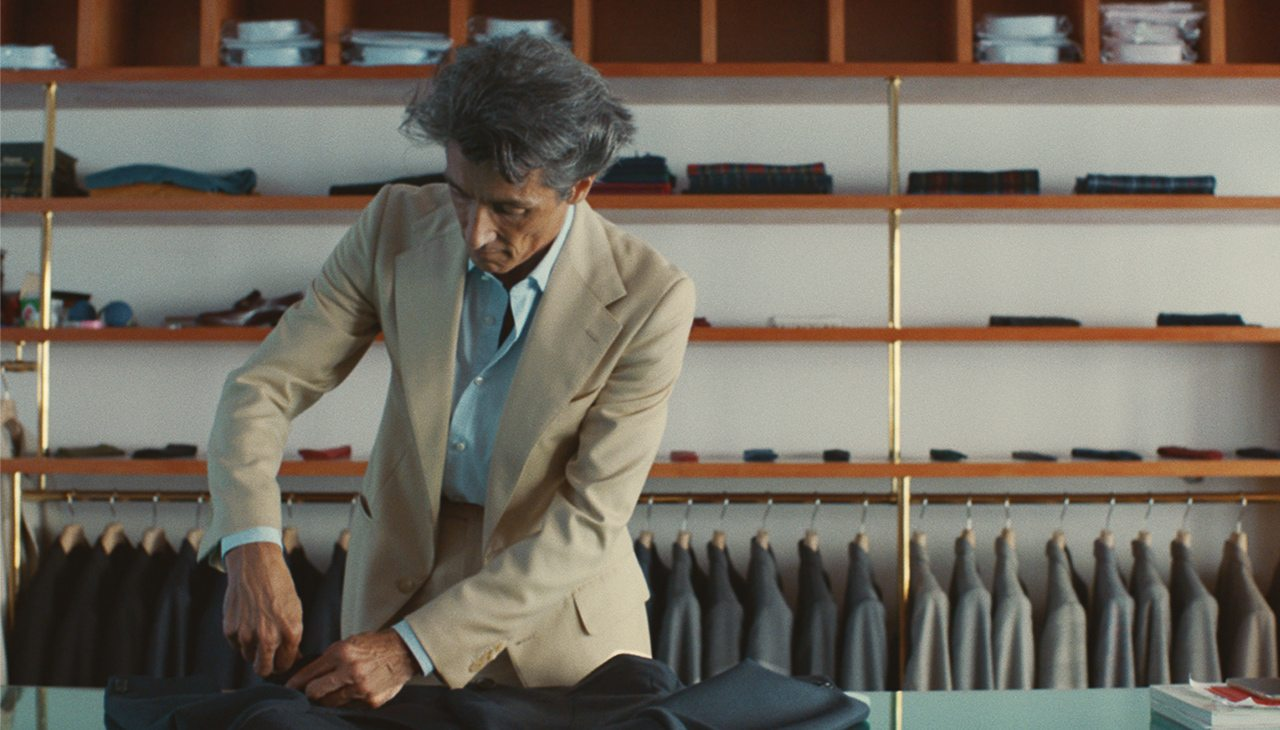 MEET THE MAN SEARCHING FOR MEANING IN A SUIT