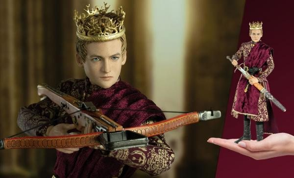 King Joffrey Baratheon (Deluxe Version) Sixth Scale Figure by Threezero