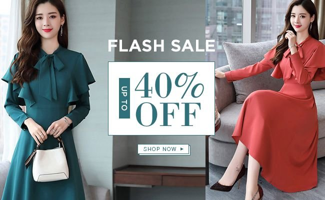 93ada1916a This Dress ll Make You More Photogenic. FLASH SALE up to 40% OFF ...