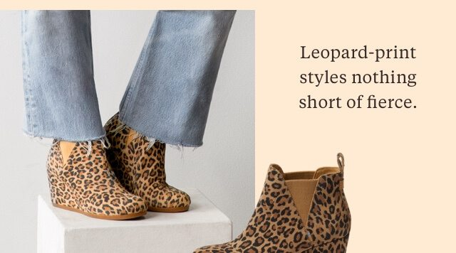 Last day! Get $20 | Leopard everything