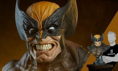 BACK IN STOCK Wolverine Life-Size Bust