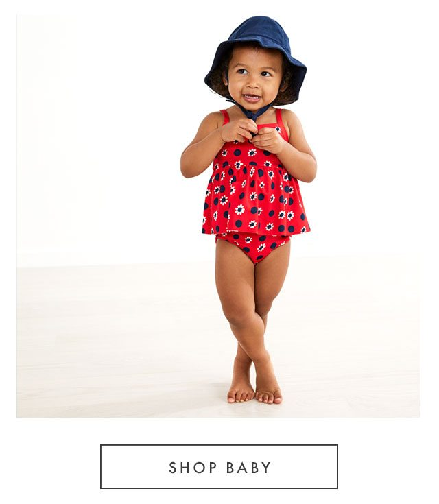 Shop clearance styles for baby.