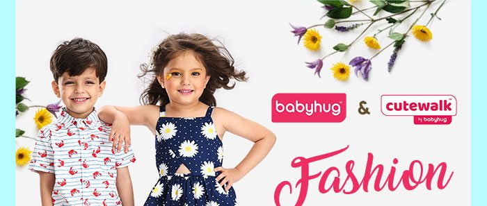 Babyhug & Cutewalk FASHION