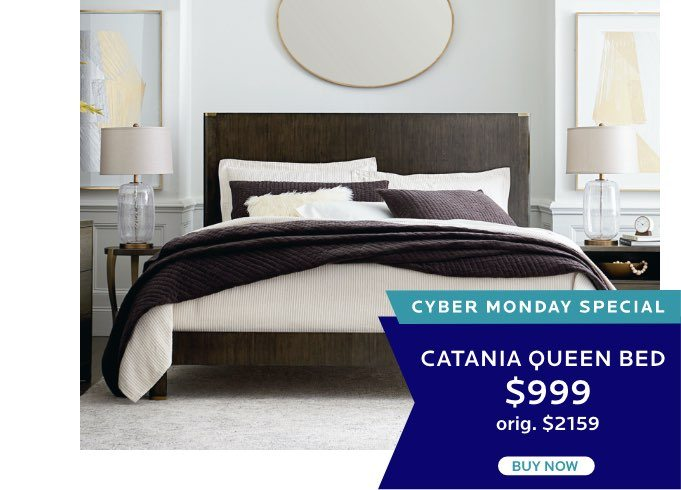 Catania Queen Bed