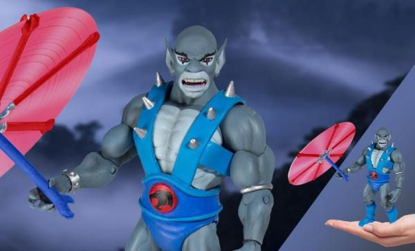 Panthro (ThunderCats) Action Figure by Super 7