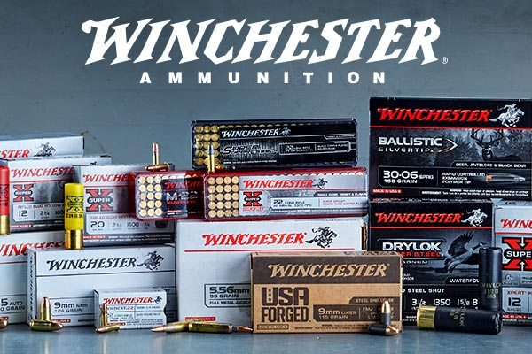 WINCHESTER AMM0 | TOP BRASS FOR OVER 150 YEARS