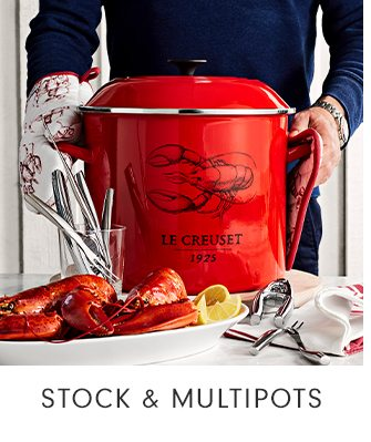 STOCK & MULTIPOTS