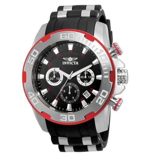 Invicta prodiver red