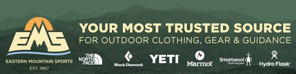 EMS the Most Trusted Source for outdoor apparel, gear & guidance for outdoor adventures.