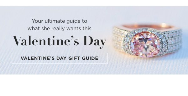 Our Valentine's Gift Guide is here to help you find the perfect gift