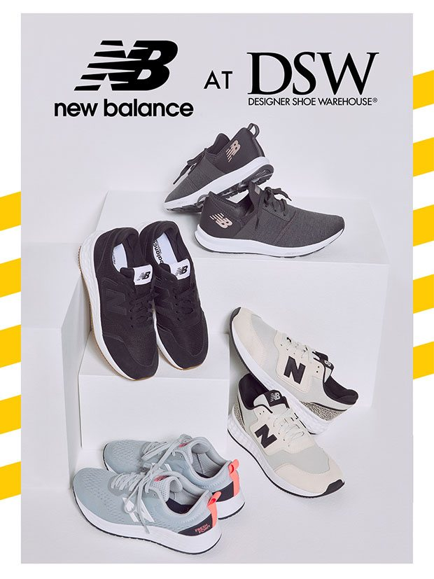 The New Balance sneakers you've been
