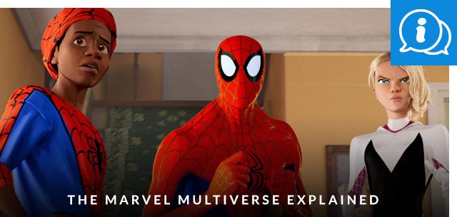 The Marvel Multiverse Explained