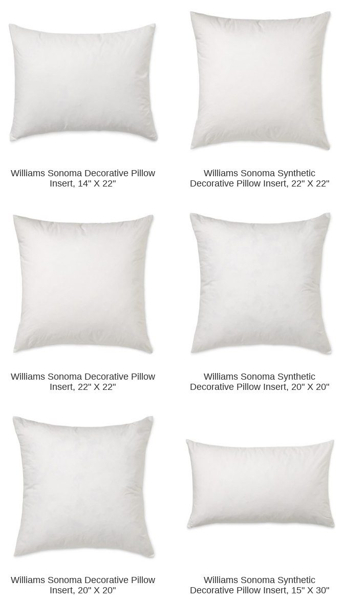 40 X 40 Pillow Insert Pillow Ideas Beauteous Lumbar Pillow Inserts 14 X 22