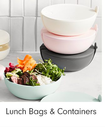 Lunch Bags & Containers