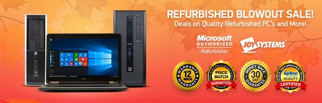 Plus, Save Up to 62% on HP i7 PCs