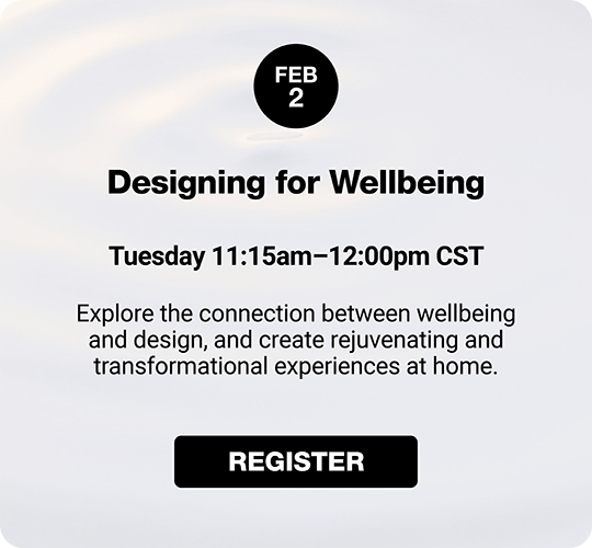 DESIGNING FOR WELLBEING