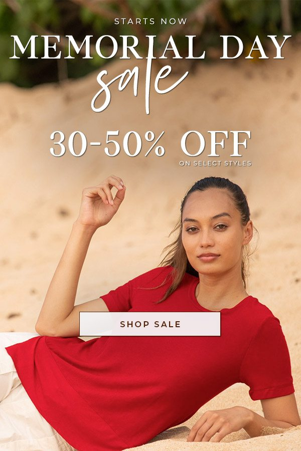 30-50% OFF, Starts Now »