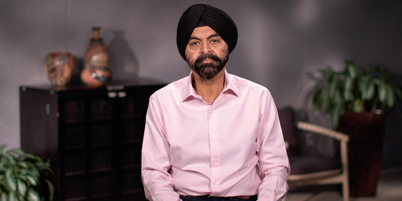 An idea from TED by Ajay Banga entitled Financial inclusion, the digital divide and other thoughts on the future of money