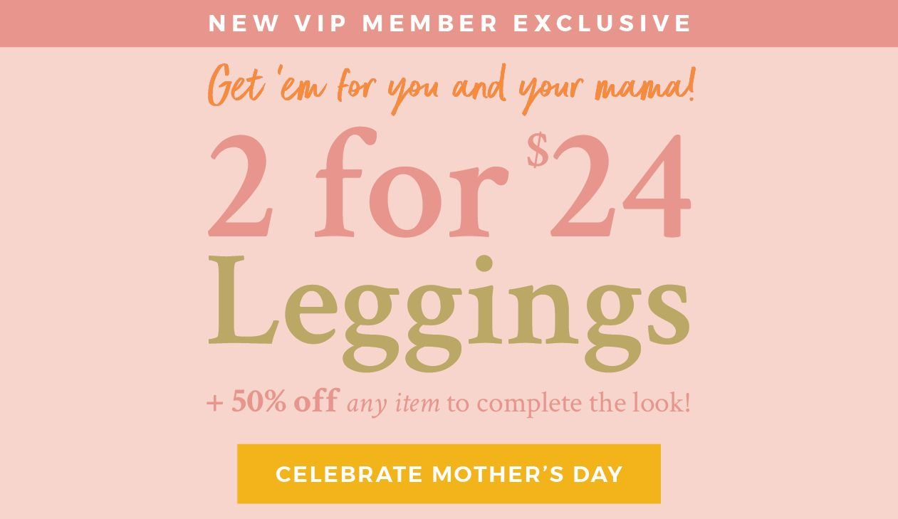 6c357b5109539 New Mila pockets + Mother's Day = 😍 - Fabletics Email Archive