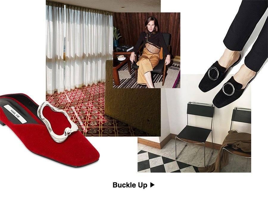 4d3d02bb3147 Fall Winter 2018 Trend Report: Shoes - LUISAVIAROMA Email Archive