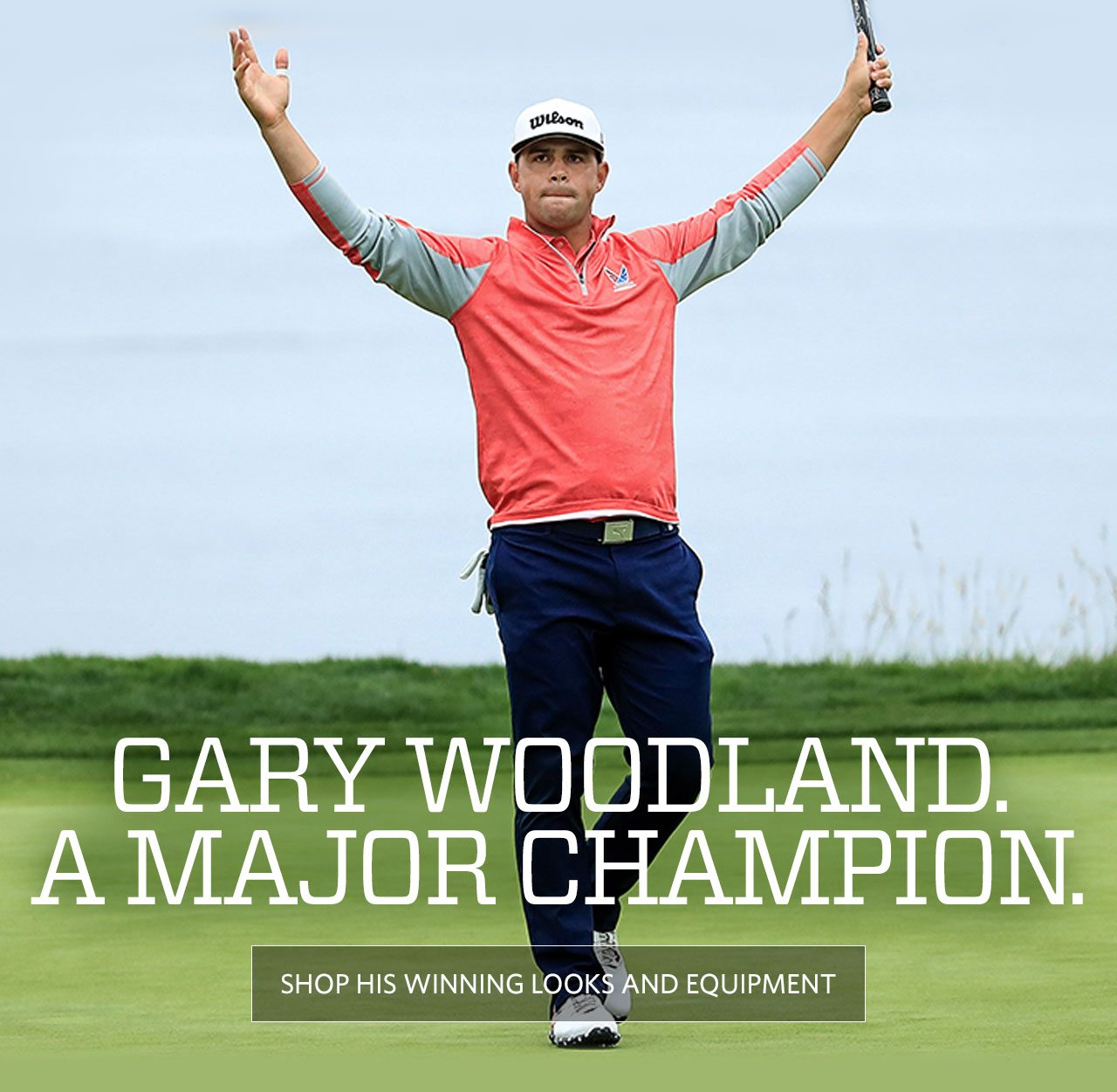 Congrats Tiger on another major championship