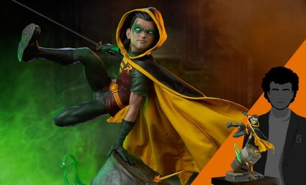 Limited Edition: 500 - Exclusive Robin Premium Format™ Figure