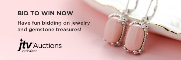 JTVAuctions lets you win the best jewelry and gemstone deals.