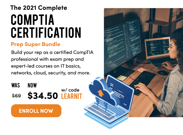 CompTIA Certification | Enroll Now