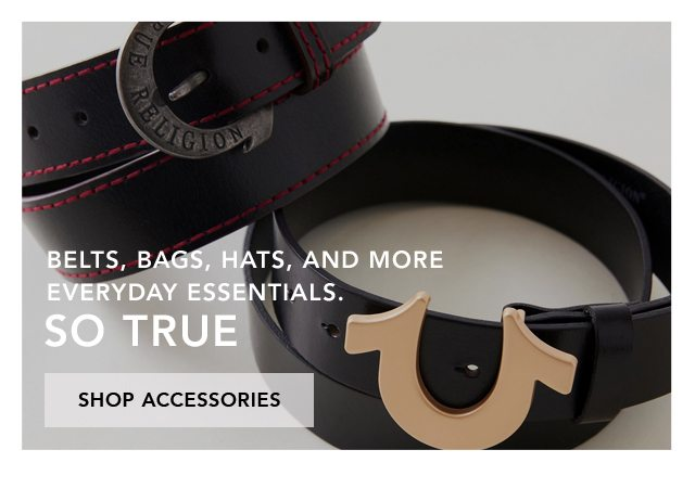 Shop Mens Accessories View All