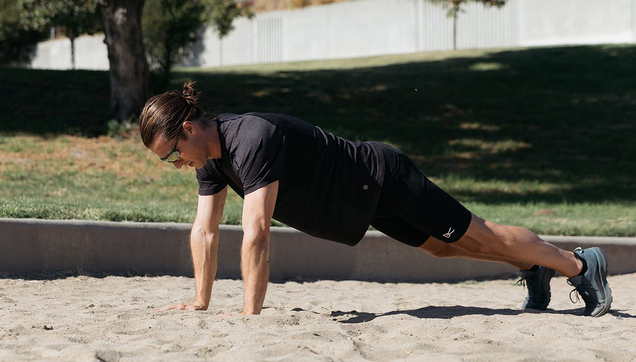 The Ultimate Three-Step Travel Workout
