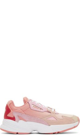 adidas Originals - Pink Falcon Sneakers