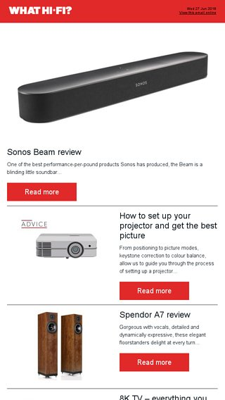 Sonos Beam reviewed and rated | How to set up your projector | Best