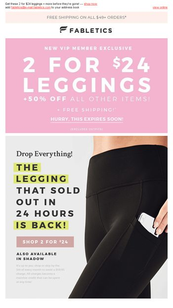 e05f0bfddde79 FWD: In 24 hours, this legging will be gone - Fabletics Email Archive