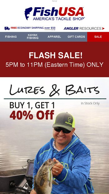 8627123fd0d Buy Your New Reel Today & Save Up to 15% - FishUSA Email Archive