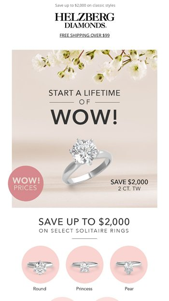 28e7daf5a 🎁 We've Perfected Last-Minute Gifts - Helzberg Diamonds Email Archive