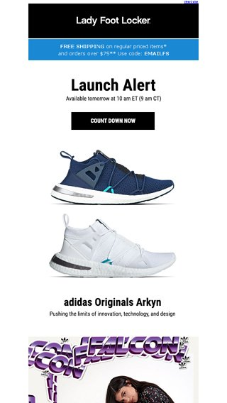82188e270b8d33 New releases from adidas Originals – available 9 18 - Lady Foot Locker  Email Archive