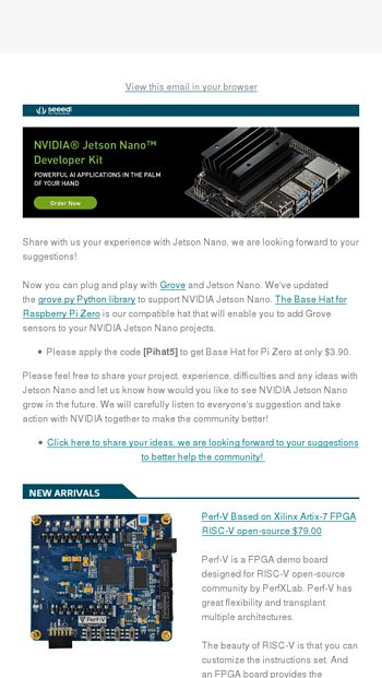 Get AI in your hands! New for Raspberry Pi 3A+ & Sipeed USB