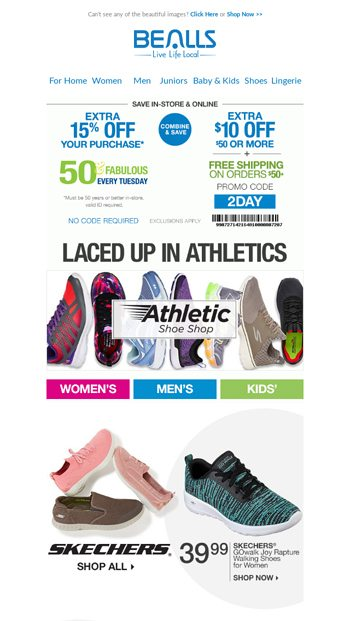 824aa2a80 Run Don T Walk Select Athletic Shoes On Now Bealls Florida