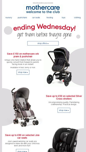 Tick tock  sc 1 st  Email Tuna & Brand spotlight | Nuna Demi Grow pushchair - mothercare Email Archive