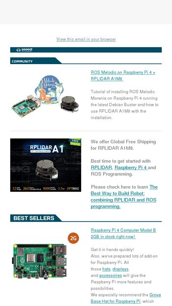 New Arrivals: Everything about ROCK PI 4 is here! Don't miss