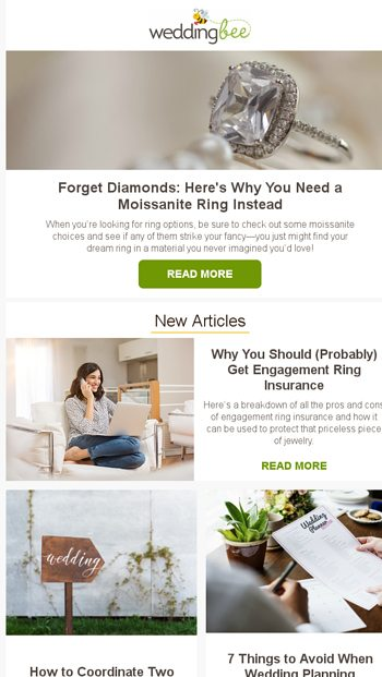 forget diamonds here s why you need a moissanite ring instead