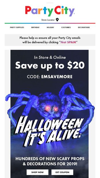 Win Halloween This Year    See the Newest Ideas in Outdoor