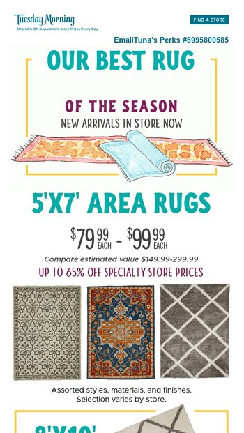 Our Best Rug Deals Of The Season