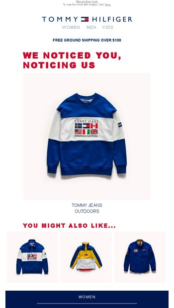 c4e0747d8 Remember this? - Tommy Hilfiger Email Archive
