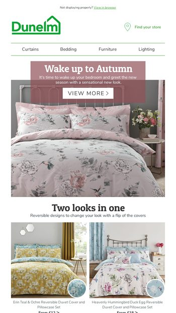 Duvet Or Don T They Find Out Inside Dunelm Email Archive