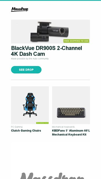 BlackVue DR900S 2-Channel 4K Dash Cam, Clutch Gaming Chairs